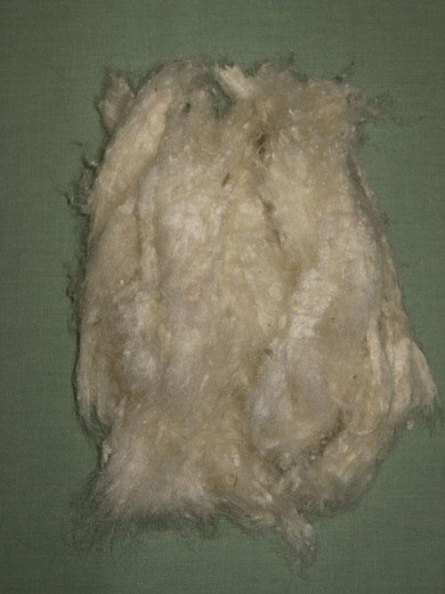 Tussah Silk Noils-