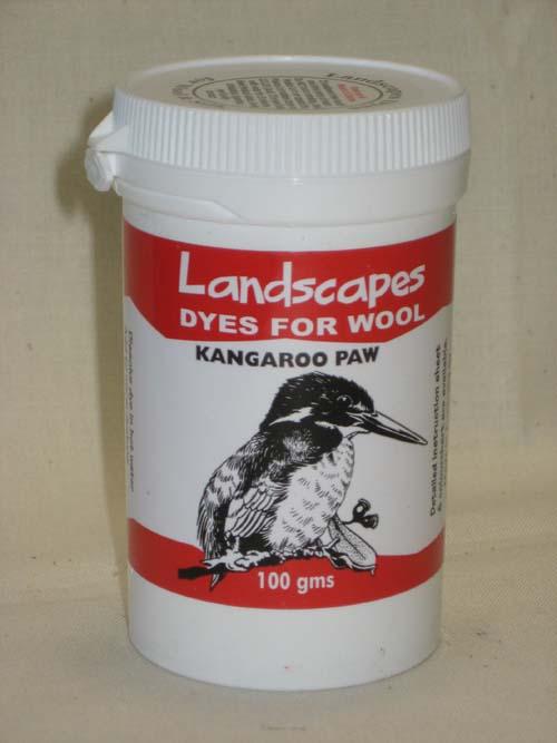 Kangaroo Paw Dye-