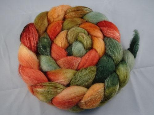 Kelleberrin Merino/Silk tops-
