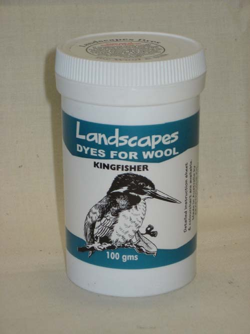 Kingfisher Dye-
