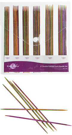Knit Pro Symfonie Double Pointed Needle set-