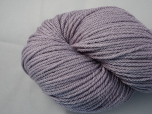 Local Lavender 8ply White Gum Wool-