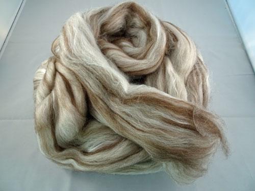 Merino/Silk/Yak Tops-