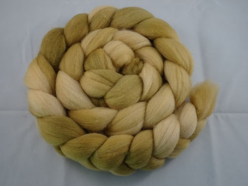 Semi Solid Merino Roving No 594-