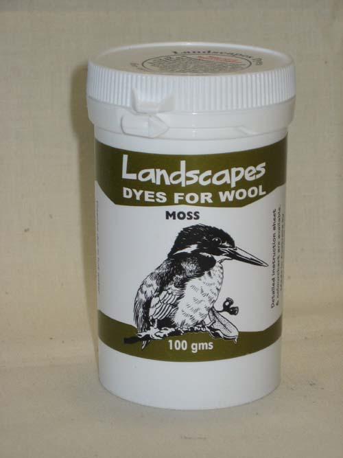 Moss Dye-