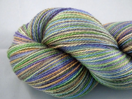 Planet Earth Merino/Silk Laceweight Yarn-