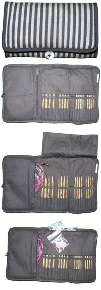 SYM Wood IC Compact Fine Knitting Kit-