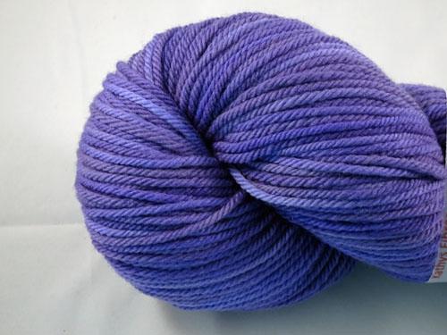 Sally 8ply White Gum Wool-