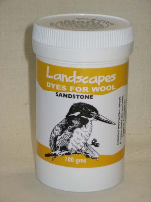 Sandstone Dye-