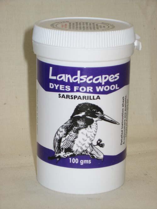 Sarsparilla Dye-