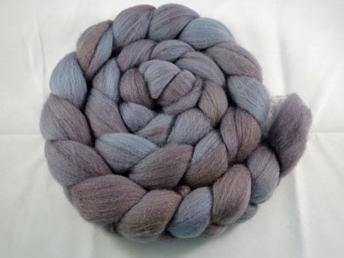 Semi Solid Merino Roving No 604-