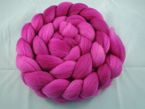 Semi Solid Merino Roving No 614-