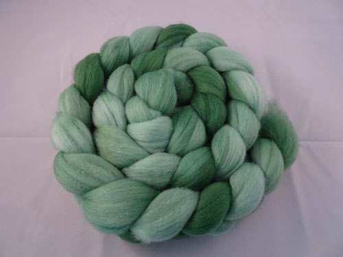 Semi Solid Merino Roving No 615-