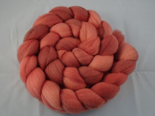 Semi Solid Merino Roving No 621-