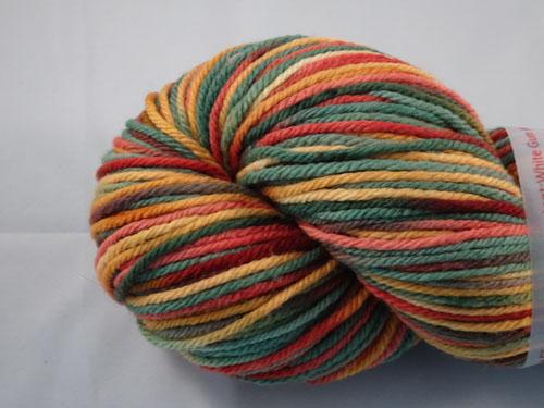 Strelitzia 8ply White Gum Wool-