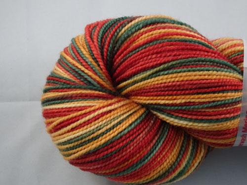 Strelitzia (L) SW Merino Sock Yarn-
