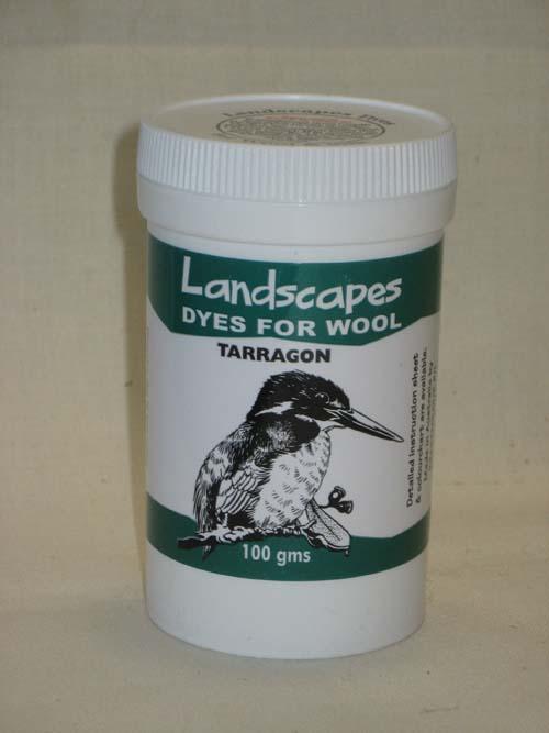 Tarragon Dye-