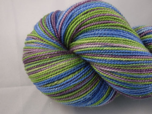 Vineyard (L) SW Merino Sock Yarn/Nylon/Stellina-