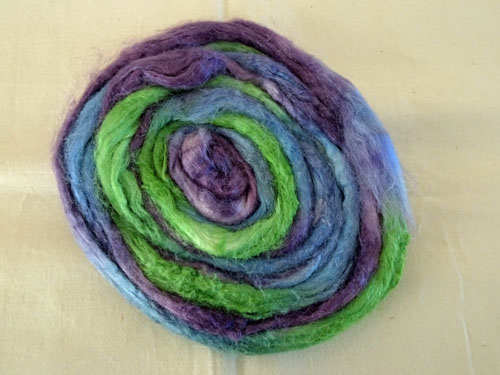 Vineyard Tussah Silk-