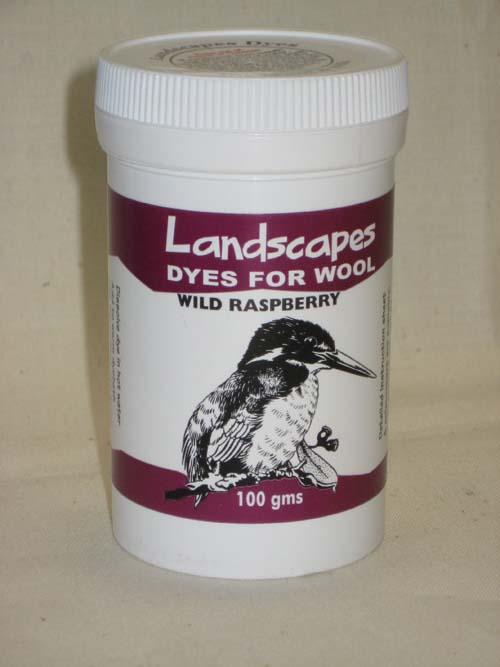 Wild Raspberry Dye-