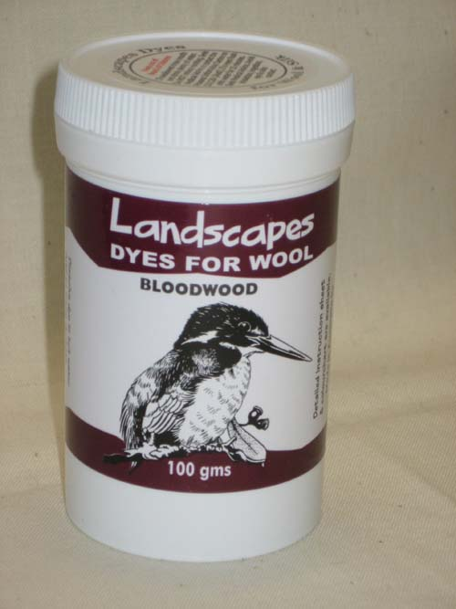Bloodwood Dye-