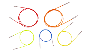 Knit Pro Colour Coded Cables-