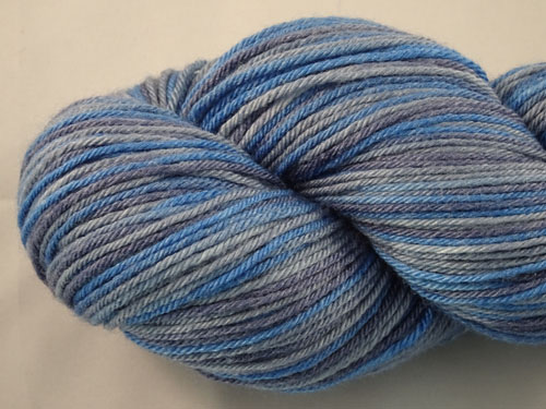 Adeline (L) Superwash Merino/Bamboo/Silk Sock Yarn-