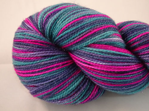 Analise SW Merino/Nylon/Stellina Sock Yarn-