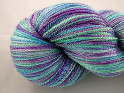 Ariel Merino/Silk Laceweight Yarn-