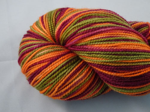 Autumn SW Merino Sock Yarn-