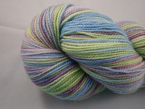 Baby Soft SW Merino/Nylon/Stellina Sock Yarn-