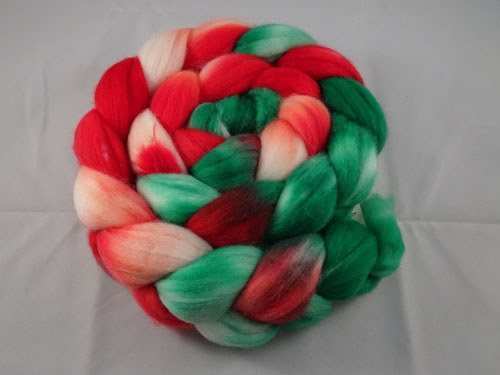 Christmas SW Merino/Nylon tops-