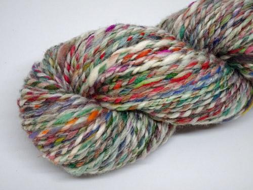 Confetti Handspun Yarn-