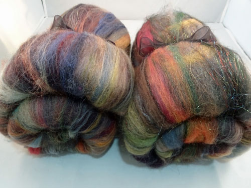 Earth Tones Batts-