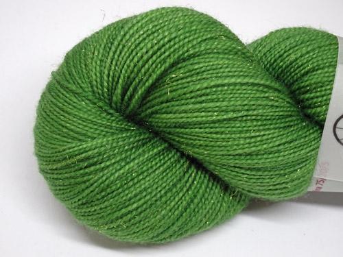 Emerald SW Merino/Nylon/Stellina Sock Yarn-