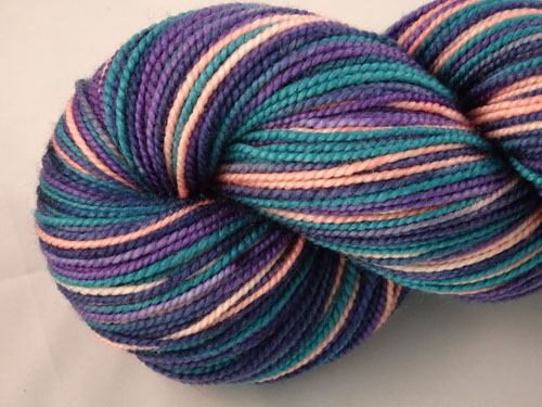 Evening Tide SW Merino Sock Yarn-