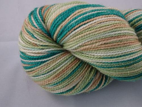Everglades SW Merino/Nylon/Stellina Sock Yarn-