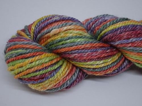 Festival Handspun Yarn-