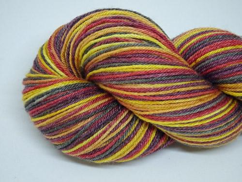 Firestone Superwash Merino/Bamboo/Silk Sock Yarn-