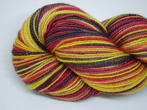 Firestone SW Merino/Nylon/Stellina Sock Yarn-