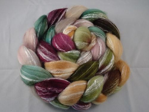 Foliage and Berries Merino/Bamboo tops-