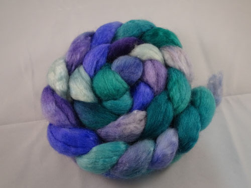 Friends BFL/Kid Mohair tops-