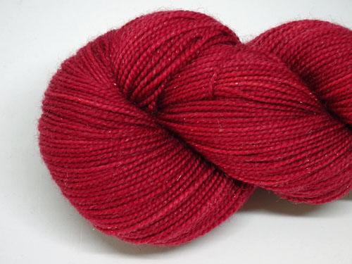Garnet SW Merino/Nylon/Stellina Sock Yarn-