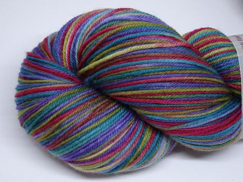 Genevive SW Fine Merino/Nylon Sock Yarn-