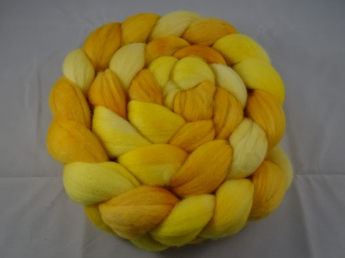 Golden roving-