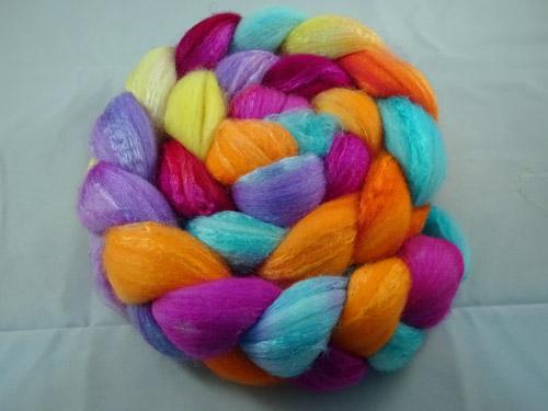 Happiness Merino/Silk tops-