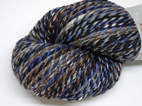 Heath Spiral Handspun Yarn-