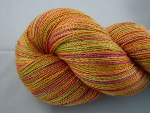 Hollyoak Merino/Silk Laceweight Yarn-
