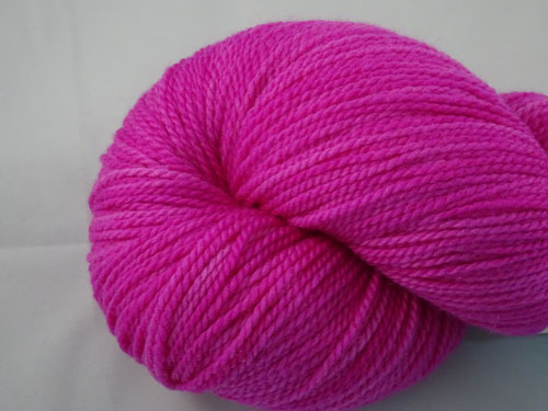 Light Magenta WGW 4ply Merino/Nylon  Sock Yarn-