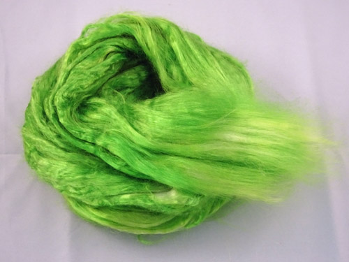 Viscose - Lime Green-